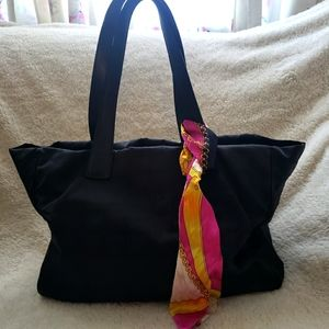 ❣Chanel Travel Line Nylon Bag ❣